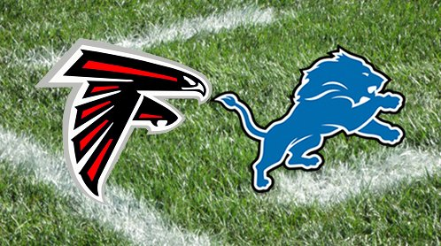 Image result for Atlanta Falcons vs. Detroit Lions