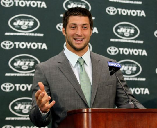 tebow-jets-getty